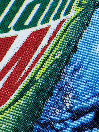 Halftone Mountain Dew