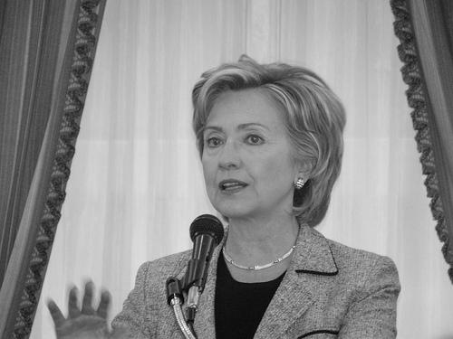 Hillary Talks