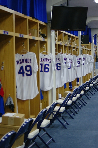 Cubs uniforms