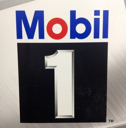Mobil 1 Synthetic Motor Oil