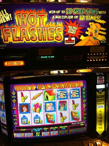 Offensive Slot Machine