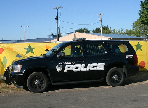 Hillsboro Police Department
