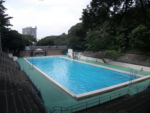 motomachi swimming pool