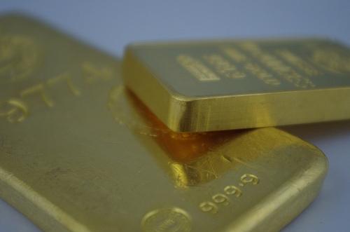 Sprott Gold Bar
