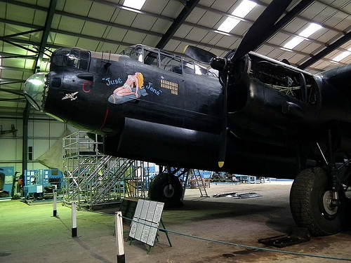 East Kirkby Aviation Museum