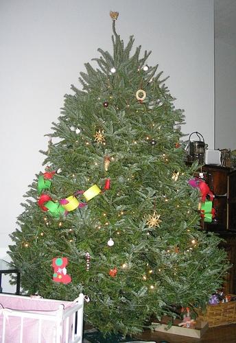 The Boldricks' Christmas Tree