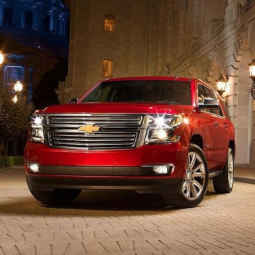 Outstanding #GM #Chevrolet Tahoe