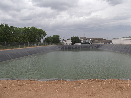 Construcci planta biogs Torregrossa (Lleida)