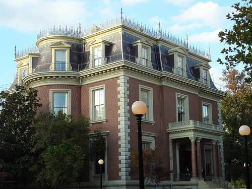 MO Governor's Mansion