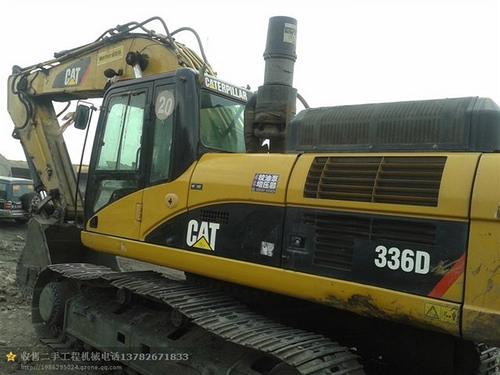 CAT 336D