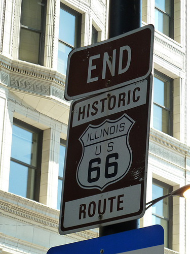 Route 66, Chicago