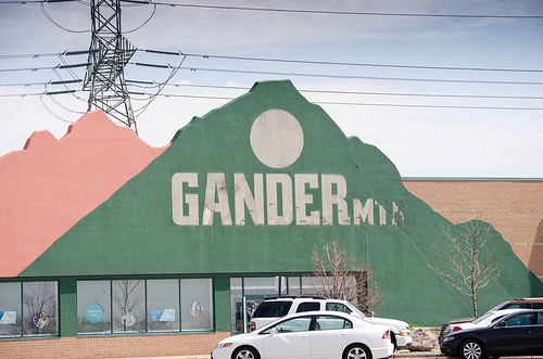 Gander Mountain - Closed March 2012