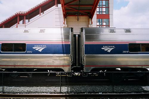 Amtrak Cars