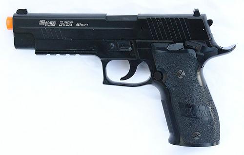 SIG-Sauer X-Five P226 Airsoft Gas Pistol
