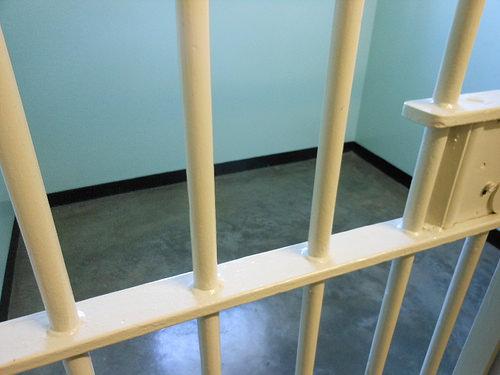 Prison Bars Jail Cell