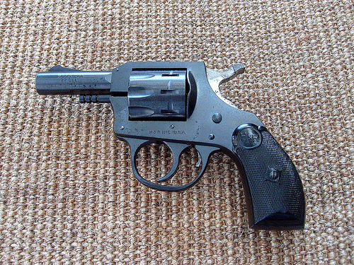 H&R .22 Revolver