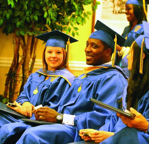 Graduate Commencement 5.4.12