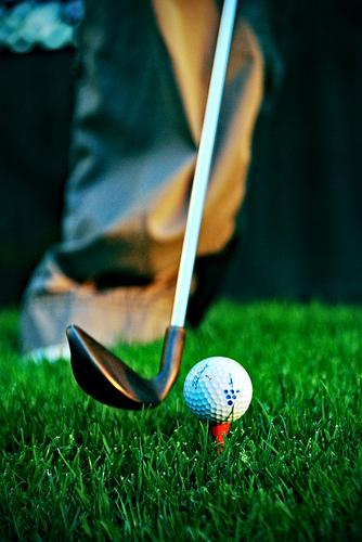 (4/365) :: Golf Thursdays