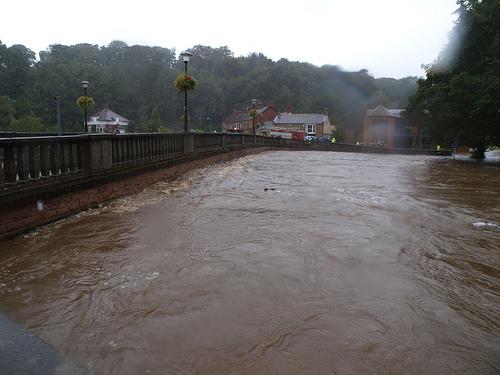 Morpeth floods