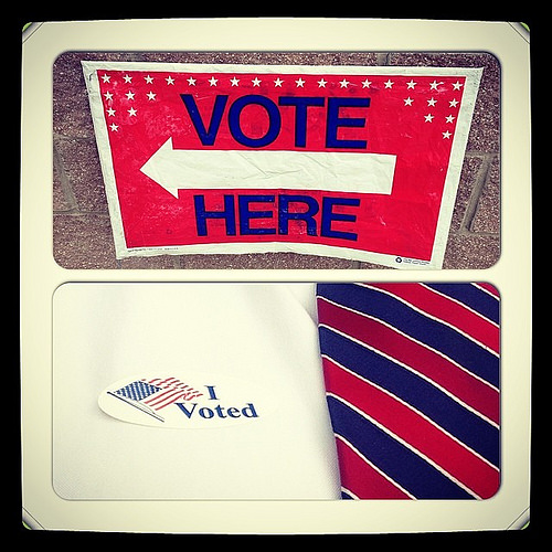 I voted today. #Idaho #Election #Primary