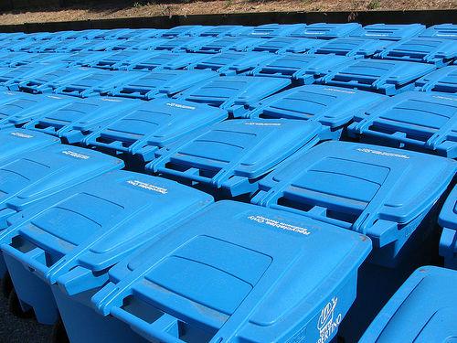 Recycling Regiment 1