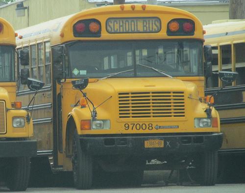 Baumann Bus Company #97008
