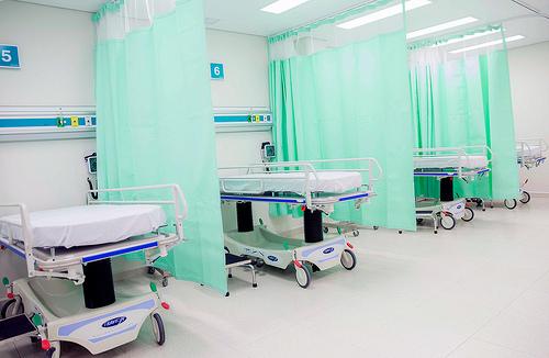 Inauguracin del Hospital Municipal de Chiconcuac