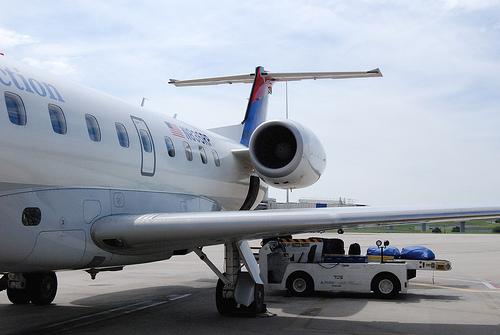 Delta Embraer RJ 135
